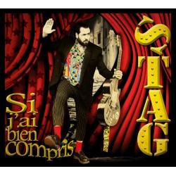 STAG - Si j'ai bien compris (CD)