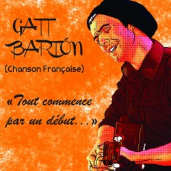 GATT BARTON - La Tête Ailleurs (CD)
