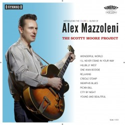 Alex Mazzoleni - THE SCOTTY MOORE PROJECT