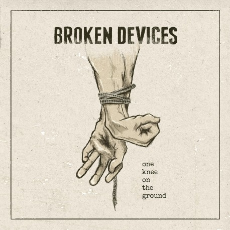 "BROKEN DEVICES - One Knee To The Ground + le single ""Cloud"" Offert"
