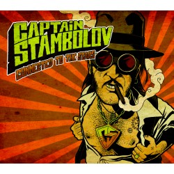 CAPTAIN STOMBOLOV - Connected to the Stars (CD)