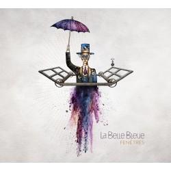 LA BELLE BLEU - Fenêtres (CD)