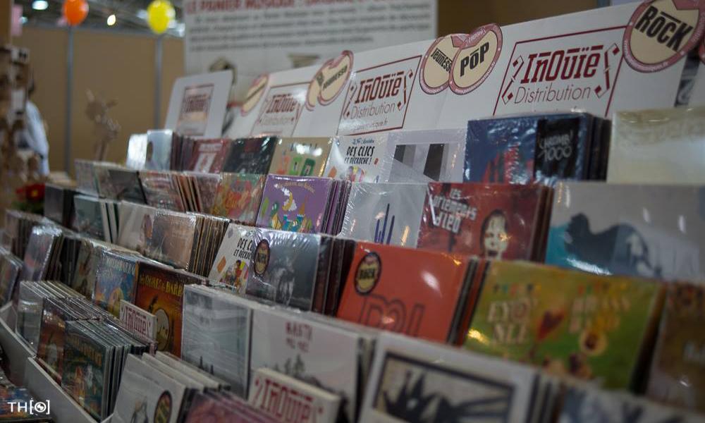 InOuie Distribution, une union de labels et d'artistes
