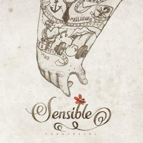 CADARESKI - Sensible (CD)