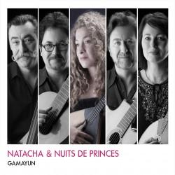 NATACHA ET NUITS DE PRINCES - Gamayun (CD)