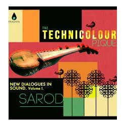 New Dialogues In Sound Sarod