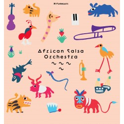 Michel Pinheiro's African Salsa Orchestra - African Salsa Big Orchestra