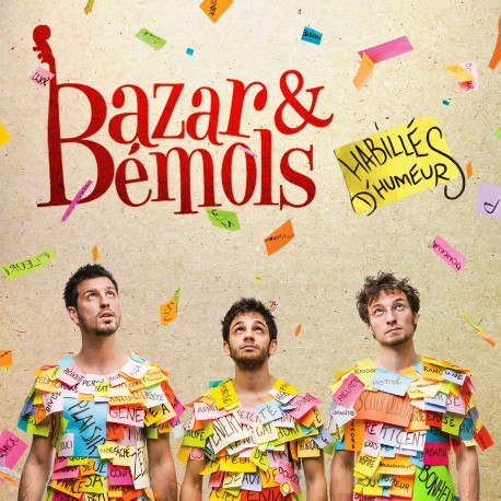 Bazar et Bémols - Habillés d'humeurs