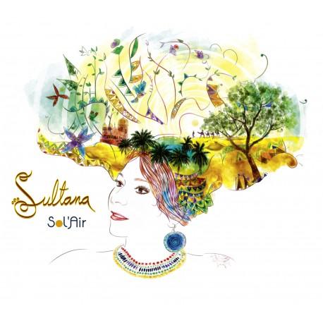 SULTANA - Sol'Air (CD)