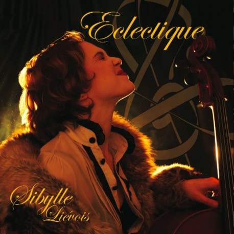 SIBYLLE LIEVOIS - Eclectic (CD)