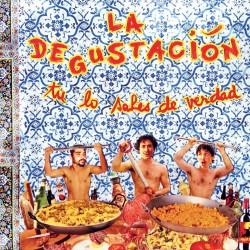 La DEGUSTACION - Tu lo sabes de verdad (CD)