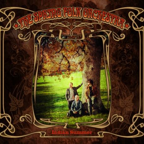 THE SPRING FOLK ORCHESTRA - Indian Summer (CD)