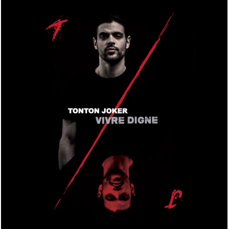 TONTON JOKER - Vivre Digne (CD)