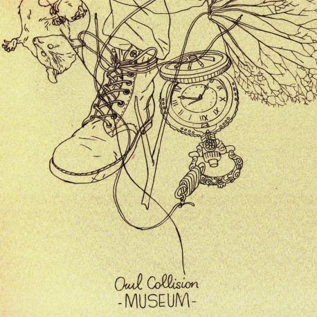 OWL COLLISION - Museum (CD)