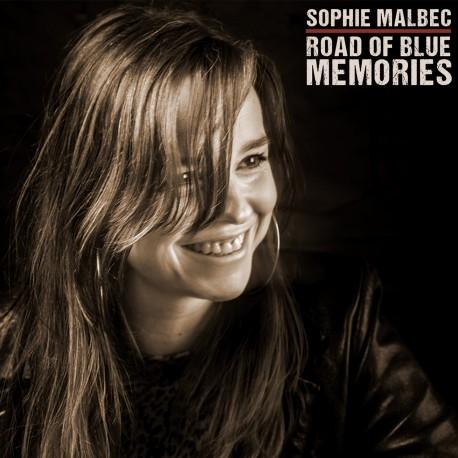 SOPHIE MALBEC - Road of Blues Memories (CD)
