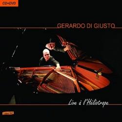 Gerardo Di Giusto - Live à l'héliotrope (Digital)