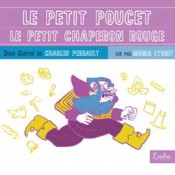 Monia Lyorit - Le Petit Poucet / Le Petit chaperon Rouge (Digital)