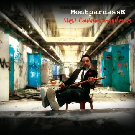 Montparnasse - Couleurs manifestes