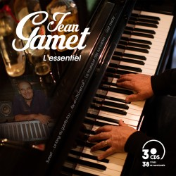 "Jean Gamet - Best of 3CDs ""l'essentiel"""