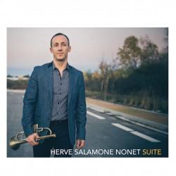 Hervé SALAMONE NONET - Suite…
