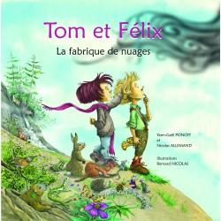 Yann-Gaël Poncet et Nicolas Allemand - La fabrique de nuages