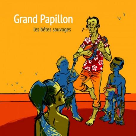 Grand Papillon - Les bêtes sauvages (Digital)
