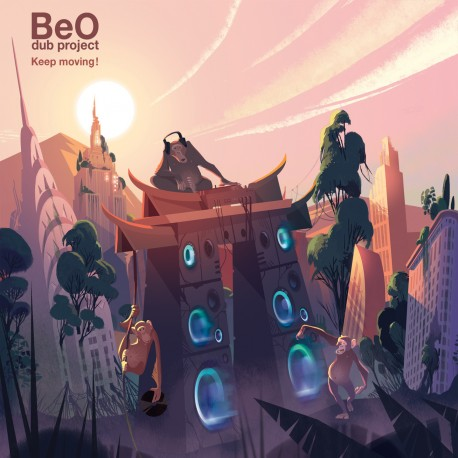 BeO dub project - Keep moving!