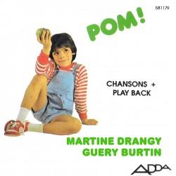 Martine Drangy et Guéry Burtin - POM!