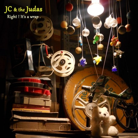 JC AND THE JUDAS - RIGHT IT S A WRAP