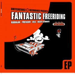 VARIOUS ARTIST - FANTASTIC FREERIDING THE NEXT CHAPTER