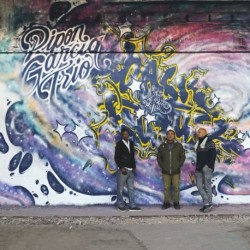 PIPON GARCIA TRIO - BACK TO THE FUTURE (Digital)
