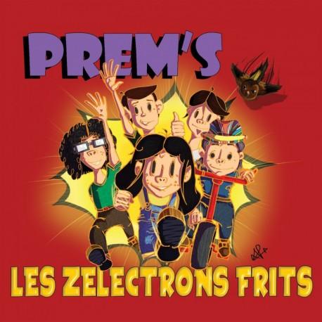 LES ZELECTRONS FRITS - PREM S (Digital)