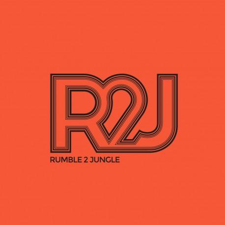 RUMBLE 2 JUNGLE - R2J (CD)