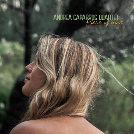Andréa Caparros 4TET - Piece of Mind