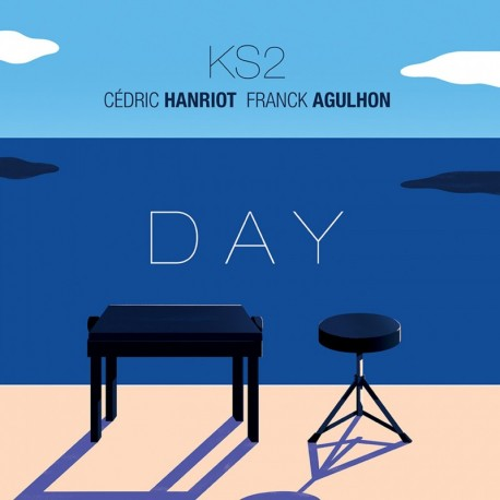 CEDRIC HANRIOT - Day (Digital)