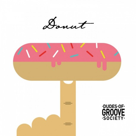DUDES OF GROOVE SOCIETY - Donut (Digital)