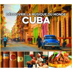 DISCOVER THE WORLD'S MUSIC - CUBA
