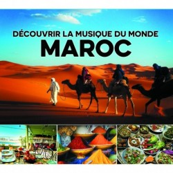 DISCOVER THE WORLD'S MUSIC - MOROCCO