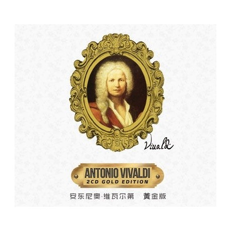 VIVALDI 2CD - GOLD EDITION