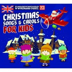 CHRISTMAS SONGS AND CAROLS FOR KIDS 2CD