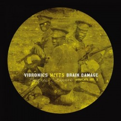 Vibronics meets Brain Damage - Empire Soldiers Dubplate Vol.3