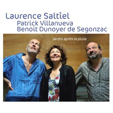 Laurence SALTIEL - JARDIN APRES LA PLUIE (Digital)
