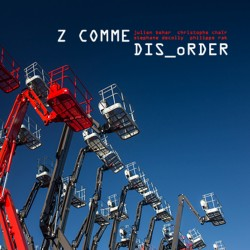 Z Comme - DIS_oRDER (Digital)