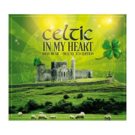 VARIOUS ARTIST - Celtic In My Heart - 3 CD
