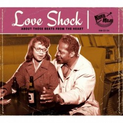 VARIOUS ARTISTS - LOVE SHOCK