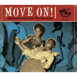 VARIOUS ARTISTS - MOVE ON!