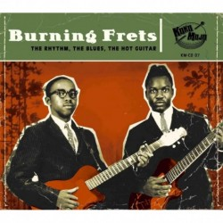 VARIOUS ARTISTS - BURNING FRETS