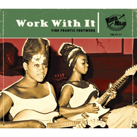 VARIOUS ARTISTS - WORK WITH IT