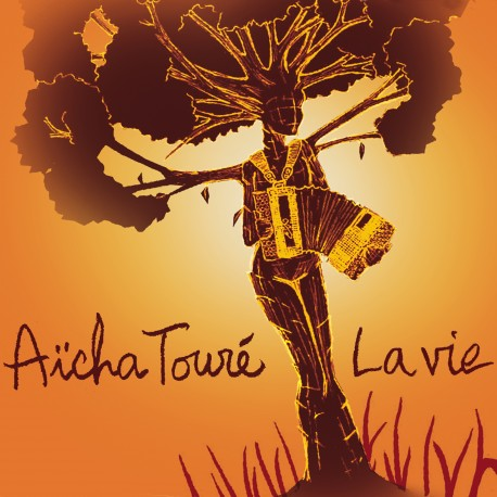 AICHA TOURE - AICHA TOURE LA VIE