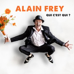 Alain Frey - Qui c'est qui?